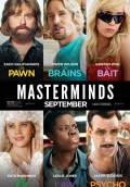 Masterminds (2016) Poster #7 Thumbnail