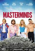 Masterminds (2016) Poster #8 Thumbnail
