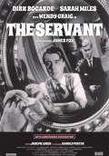 The Servant (1964) Poster #1 Thumbnail