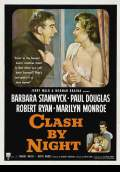 Clash by Night (1952) Poster #1 Thumbnail
