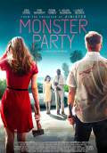 Monster Party (2018) Poster #1 Thumbnail