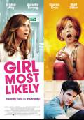 Girl Most Likely (Imogene) (2013) Poster #1 Thumbnail