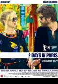 2 Days in Paris (2007) Poster #1 Thumbnail