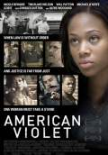 American Violet (2009) Poster #1 Thumbnail