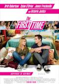 The First Time (2012) Poster #1 Thumbnail