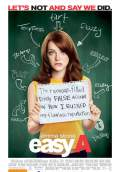 Easy A (2010) Poster #1 Thumbnail