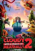 Cloudy with a Chance of Meatballs 2 (2013) Poster #1 Thumbnail