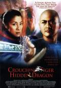 Crouching Tiger, Hidden Dragon (2000) Poster #1 Thumbnail