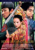 House of Flying Daggers (2004) Poster #1 Thumbnail