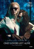 Only Lovers Left Alive (2014) Poster #1 Thumbnail