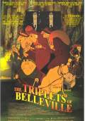 The Triplets of Belleville (2003) Poster #1 Thumbnail