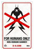 District 9 (2009) Poster #1 Thumbnail