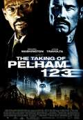 The Taking of Pelham 1 2 3 (2009) Poster #1 Thumbnail