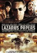 The Lazarus Papers (2010) Poster #1 Thumbnail