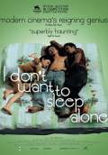I Don't Want to Sleep Alone (2006) Poster #2 Thumbnail