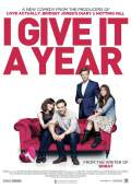 I Give It a Year (2013) Poster #1 Thumbnail