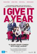 I Give It a Year (2013) Poster #2 Thumbnail