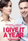 I Give It a Year (2013) Poster #7 Thumbnail