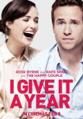 I Give It a Year (2013) Poster #8 Thumbnail