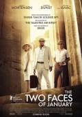 The Two Faces of January (2014) Poster #1 Thumbnail