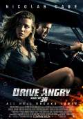 Drive Angry 3D (2011) Poster #1 Thumbnail