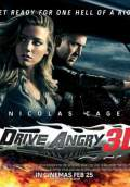 Drive Angry 3D (2011) Poster #3 Thumbnail