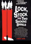 Lock, Stock and Two Smoking Barrels (1999) Poster #1 Thumbnail