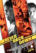 Never Back Down (2008) Poster #1 Thumbnail