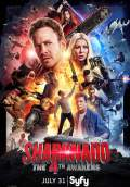 Sharknado 4: The 4th Awakens (2016) Poster #1 Thumbnail