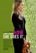I Don't Know How She Does It (2011) Poster #1 Thumbnail
