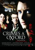 The Oxford Murders (2010) Poster #3 Thumbnail