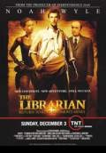 The Librarian: The Curse of the Judas Chalice (2008) Poster #1 Thumbnail