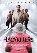 The Ladykillers (2004) Poster #1 Thumbnail