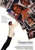 Chances Are (1989) Poster #1 Thumbnail