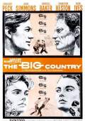 The Big Country (1958) Poster #1 Thumbnail