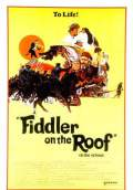 Fiddler on the Roof (1971) Poster #1 Thumbnail