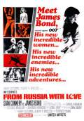From Russia with Love (1964) Poster #2 Thumbnail