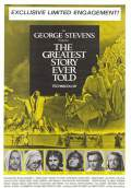 The Greatest Story Ever Told (1965) Poster #1 Thumbnail