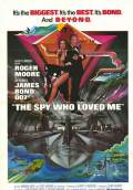 The Spy Who Loved Me (1977) Poster #1 Thumbnail
