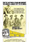 The Taking of Pelham One Two Three (1974) Poster #3 Thumbnail