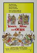 Yours, Mine and Ours (1968) Poster #1 Thumbnail