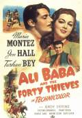 Ali Baba and the Forty Thieves (1944) Poster #1 Thumbnail