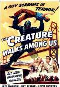 The Creature Walks Among Us (1956) Poster #1 Thumbnail