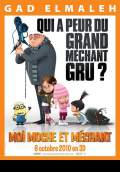 Despicable Me (2010) Poster #12 Thumbnail