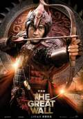 The Great Wall (2017) Poster #10 Thumbnail
