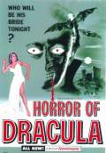 Horror of Dracula (1958) Poster #1 Thumbnail