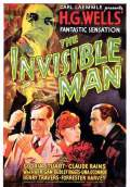 The Invisible Man (1933) Poster #1 Thumbnail