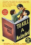 To Kill a Mockingbird (1962) Poster #1 Thumbnail