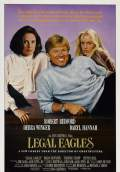 Legal Eagles (1986) Poster #1 Thumbnail