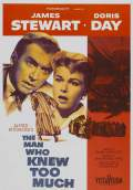 The Man Who Knew Too Much (1956) Poster #1 Thumbnail